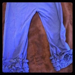 Other - Royal Blue Icings Size 5/6